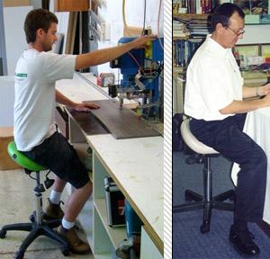 Bambach si ge ergonomique pour le mal de dos 13 000 for Chaise dentaire
